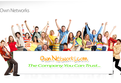 OwnNetworks.com - The Company You Can Trust...